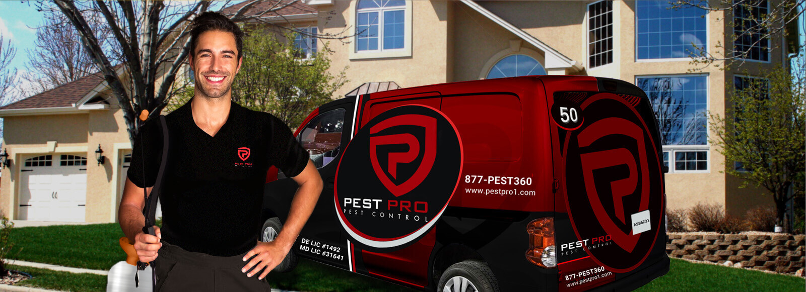 Pest Control Company in Delaware Image